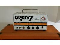 Orange Tiny Terror 15W tube guitar amp head