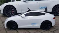 Tesla Model S Mini für Kinder mieten Thüringen - Zeulenroda Vorschau