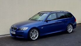 2005 BMW 330D M SPORT TOURING SPEC NATIONWIDE DELIVERY CREDIT CARD FACILITY GURANTEED £200 PX VALUE