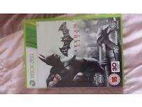 Xbox 360 Games - Batman Arkham City and Arkham Origins