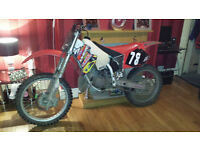 97 honda Cr 125 for sale
