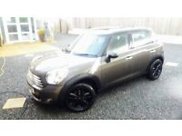 MINI COUNTRYMAN COOPER 1.6 CHILE PACK LOW MILES LATE 2011