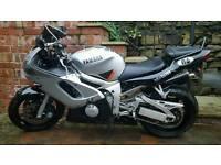 Yamaha R6 £1850 ono