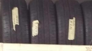 Four 185 60 14 tires for sale