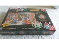 Wasgij 1000 piece jigsaw puzzle