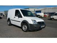 Ford Transit Connect Van not caddy