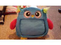 owl tablet holder