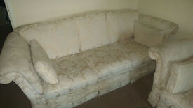 3+2 Piece Sofa - QUICK SALE NEEDED!!!