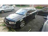 Audi A4 Avant 1.8T Sport black 2001