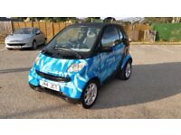 Smart ForTwo 0.6 Turbo NEW MOT FSH Great example