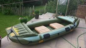 Inflatable dinghy kayak by bestway