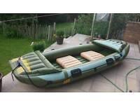 Inflatable dinghy kayak by bestway