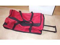 Travel carrier bag