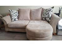 LARGE SOFA FOR SALE. IN PERFECT CONDITION