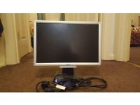 "Acer widescreen LCD monitor 19"" AL1916W"