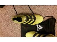 Adidas Ace 16.1 Prime Knit FG Boots