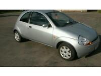 Ford Ka 07 reg Low miles