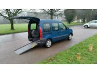 Renault kangoo wheelchair access car-van