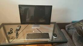 "HP pavilion Touchsmart All-in-one 23"" Intel i5, 8GB RAM 1TB HDD. Mint condition"