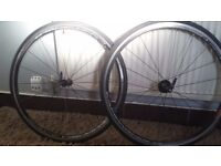Road bike wheels 700c