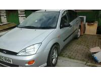 1.5 Ford focus automatic