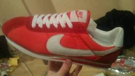 Nike Cortez - red - UK 9
