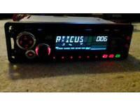JVC CAR CD/MP3 car stereo