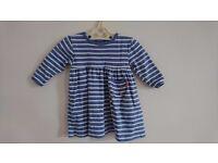 Baby dress bundle 3-6m