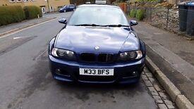 BMW E46 M3 2003