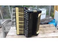 Hohner morino 2+1 120 bass accordion