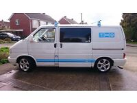 Campervan VW T4, Day van. Fully converted including change of use on registration docs