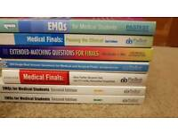 Medical finals revision books