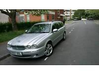 Jaguar xtype 2.0 diesel. Mot 12 months