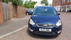 Cheap Ford Galaxy Extremely Low Mileage