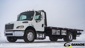 2013 FREIGHTLINER M2 106 TOWING