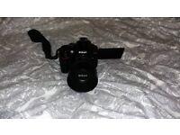 Nikon D5300 with Nikkor 50mm 1:1.8G prime lens