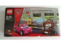 LEGO 8424 - Cars Mater's Spy Zone