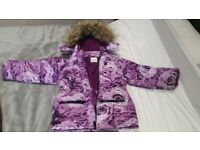 Ski Jacket and Salopettes age 7-8. Diesal brand. Excellent quality.
