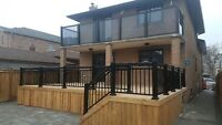 ML  contractor fence & deck