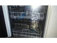 Fully intergrated Dishwasher