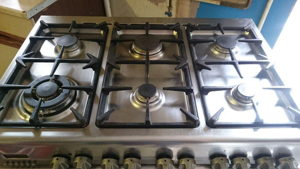 six hob gas cooker in cambridge cambridgeshire gumtree