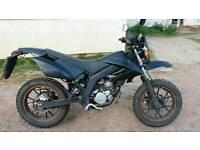 AJS JSM MOTARD 50cc Supermoto