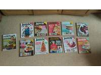 Magazines - Jamie Oliver cookery magazines (11 items)