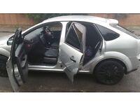 Ford Focus Hatchback silver 1.6 £500