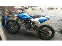 Dirt bike Crosser