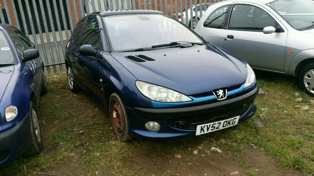 PEUGEOT 206 DIESEL.. ECONOMIC AND CHEAP INSURANCE.. | in Birmingham ...