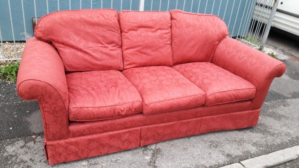 2x two seater sofa in mint condition