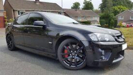 Vauxhall VXR8 Supercharged 6.2 LS3