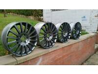 Ford Mondeo ST 18s Alloys