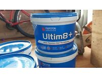 3 brand new unopened tubs and 1/2 tub all for £40 ovno